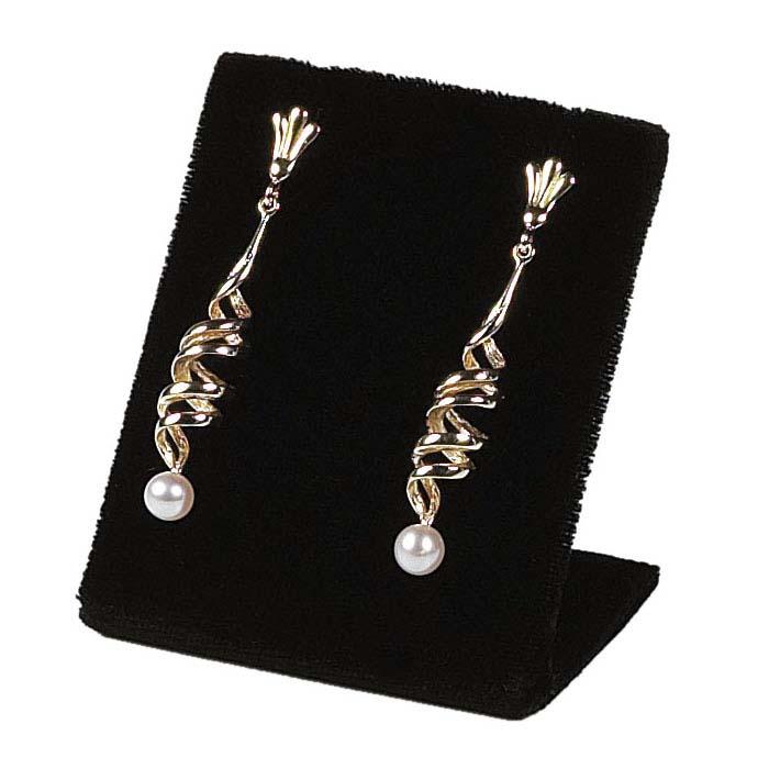 Black Velvet Pendant or Earring Display