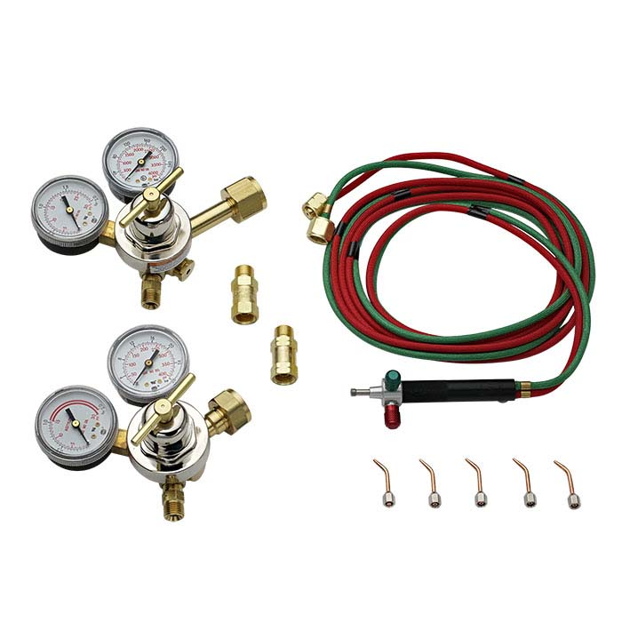 Smith® Little Torch™ Acetylene and Oxygen Set