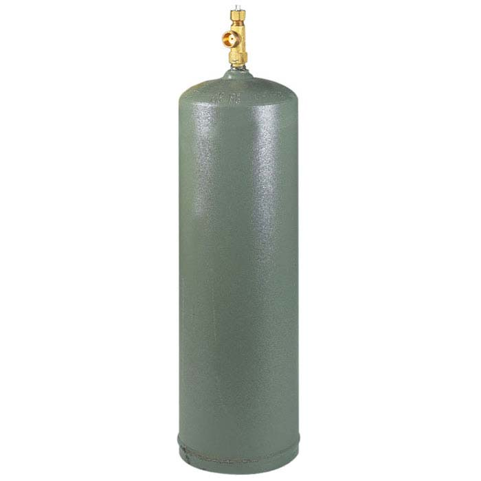 B Acetylene Tank