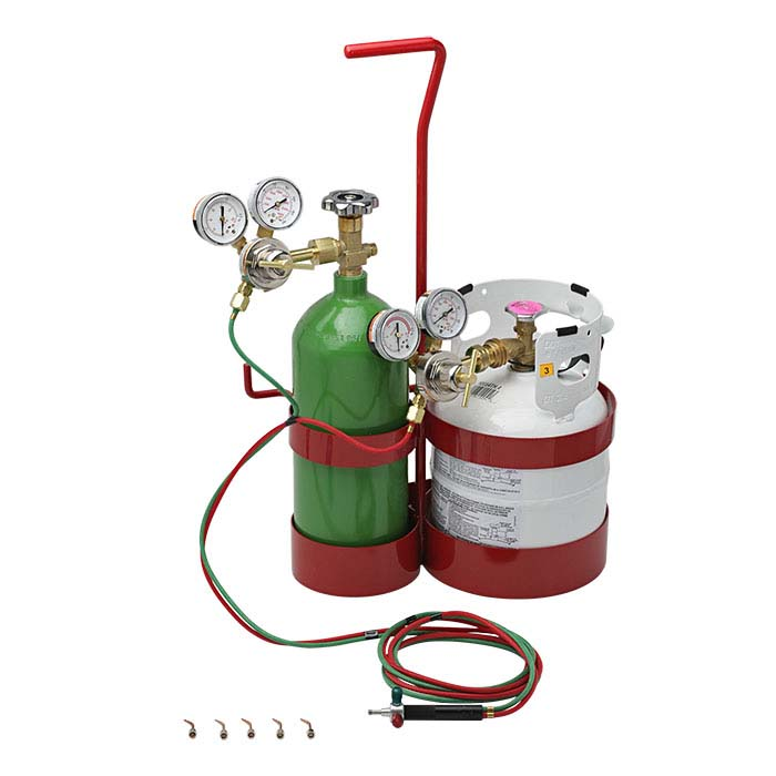 Smith Little Torch Propane and Oxygen System