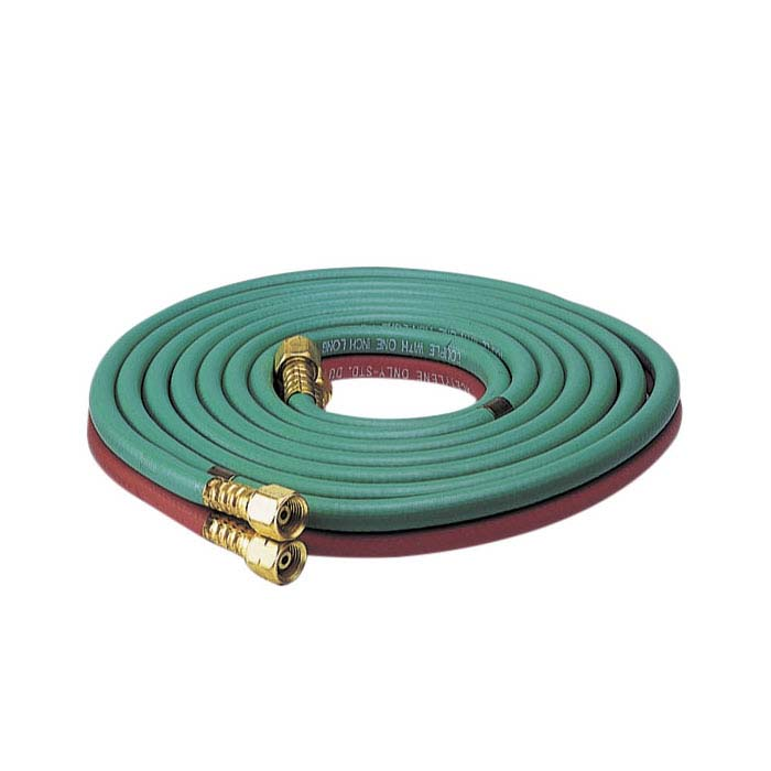 Dual T-Grade LP Fuel Hose, 'AB' Fittings