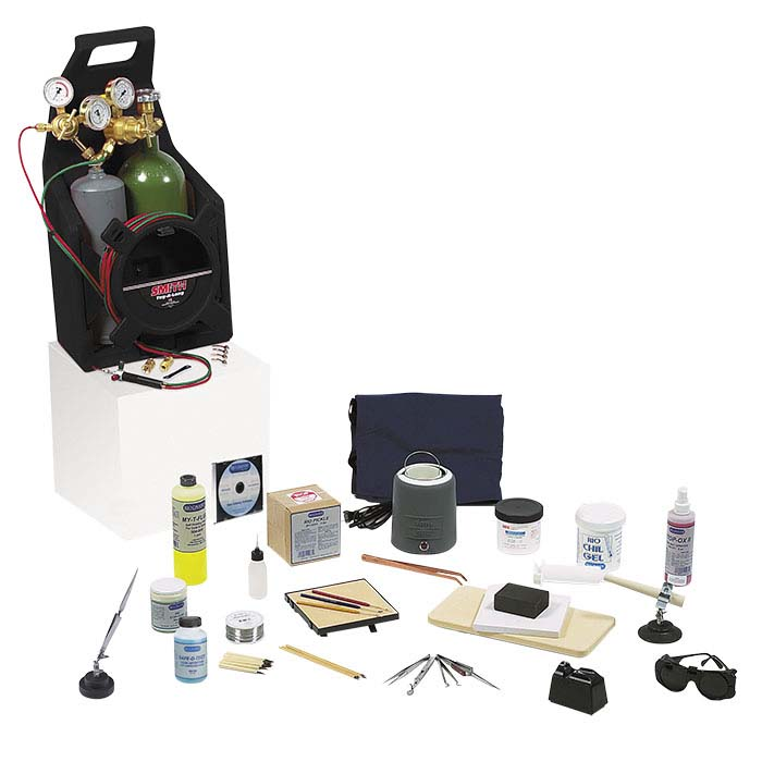 Acetylene and Oxygen Advanced Soldering Kit