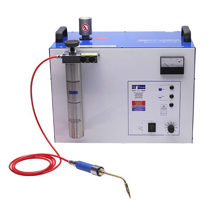 Casting Torch Hydrogen Welding System