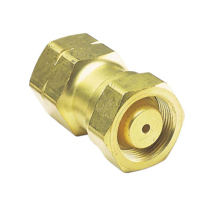 Adapter Fitting for Regulator or Tank Adapters