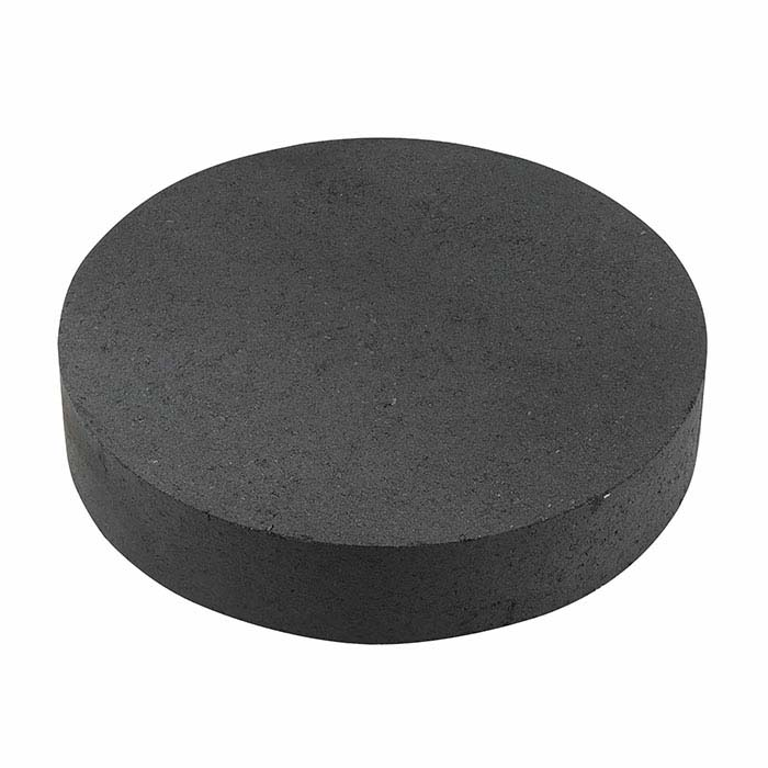 Hard Charcoal Soldering Disc, 5-7/8""