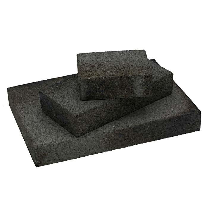 "Long-Life Hard Charcoal Soldering Block, 7-7/8"""
