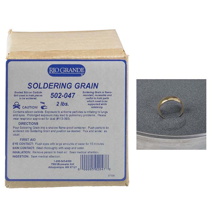 Rio Soldering Grain