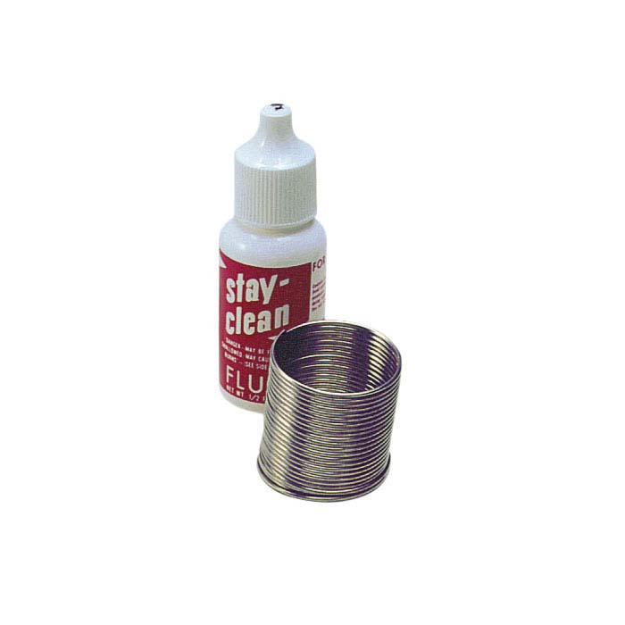 Stay-Brite Solder and Stay-Clean Flux Kit