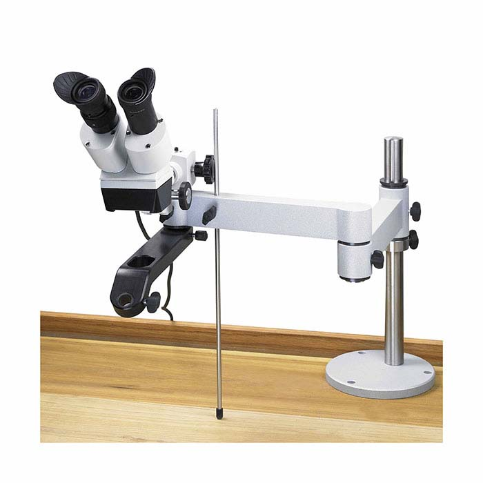 PUK Welder Swing-Arm Stand