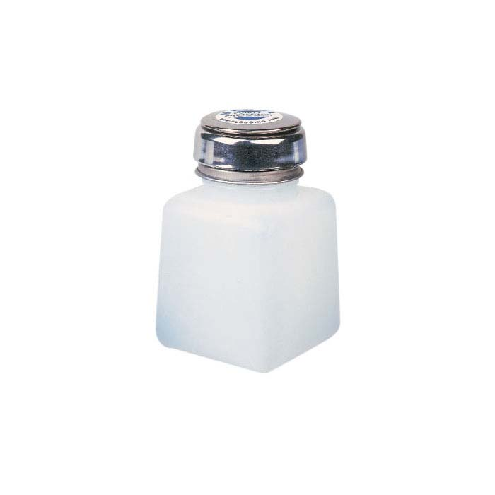 Pump Dispenser with Lid, 4 oz.