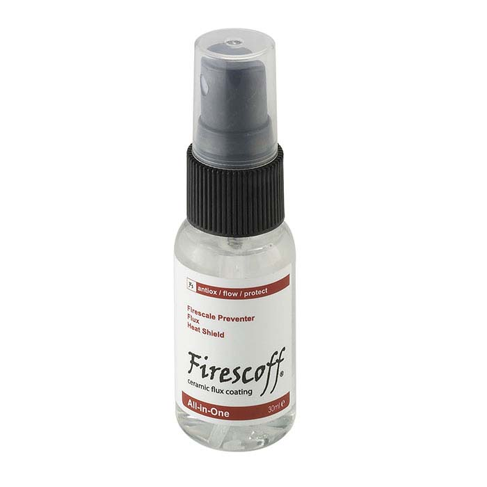 Firescoff Ceramic Flux, 1 oz. Spray Bottle