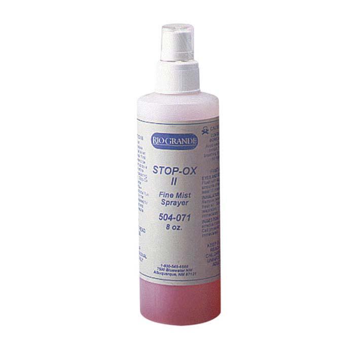Stop-Ox II Anti-Firescale Coating Spray, 8 oz. Bottle