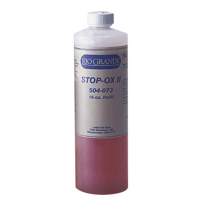 Stop-Ox II Anti-Firescale Coating, 1 Pint