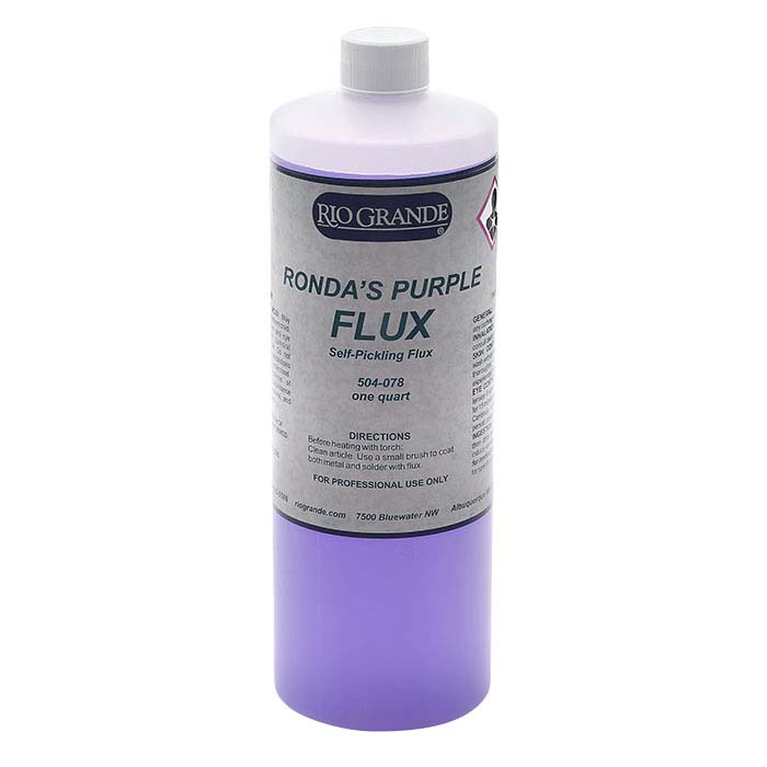 Ronda Coryell Purple Flux, One Quart