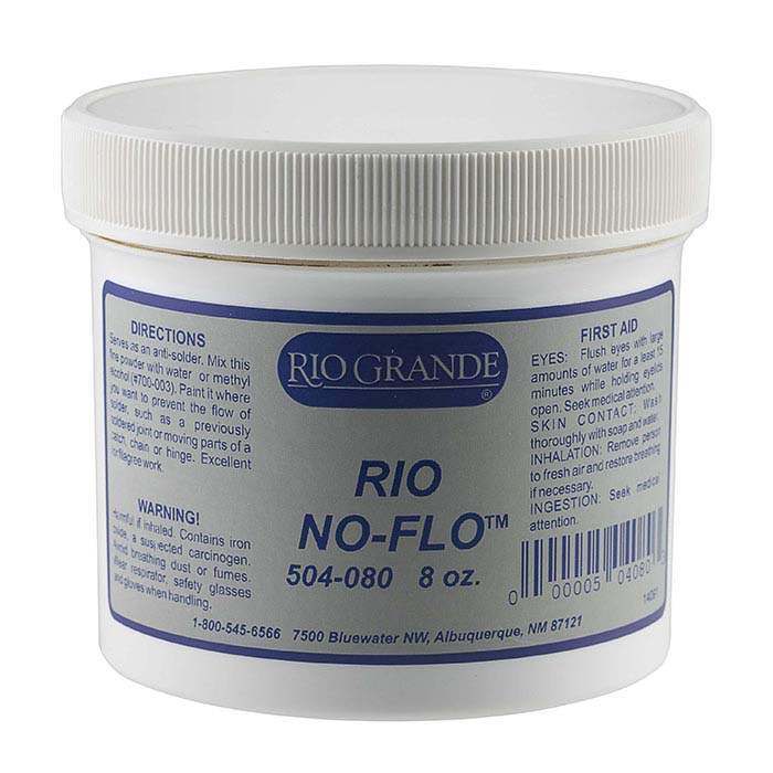 Rio No-Flo Anti-Flux Powder