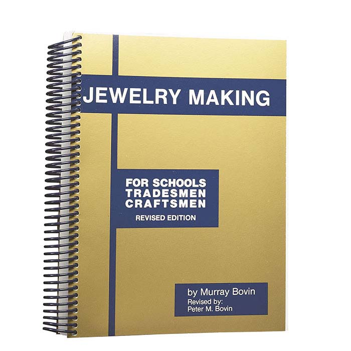 Jewelry Making For Schools, Tradesmen, Craftsmen, Book
