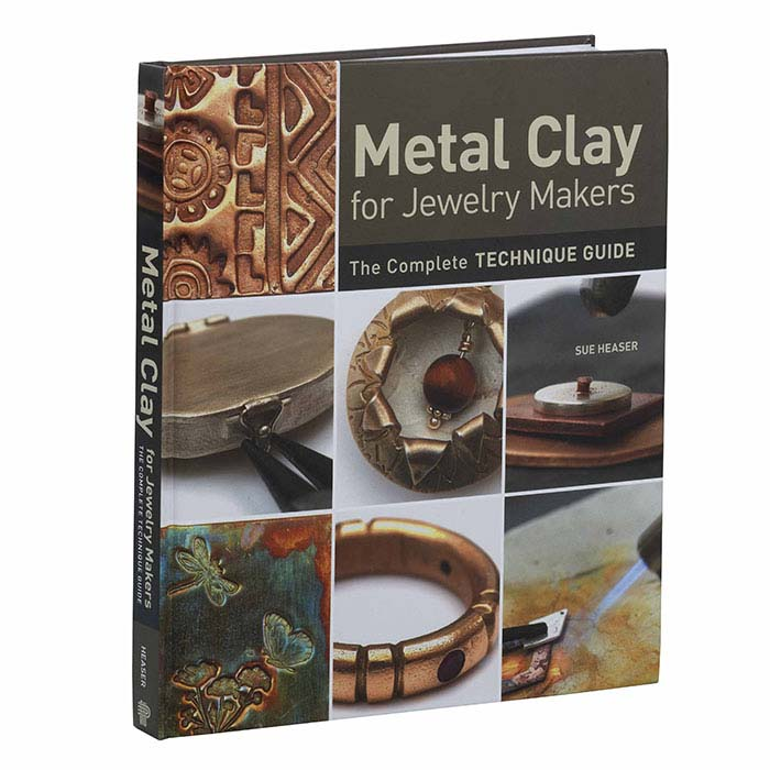Metal Clay for Jewelry Makers, Book