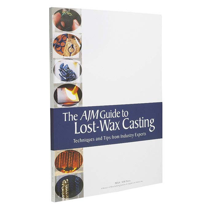 The AJM Guide to Lost-Wax Casting, Book