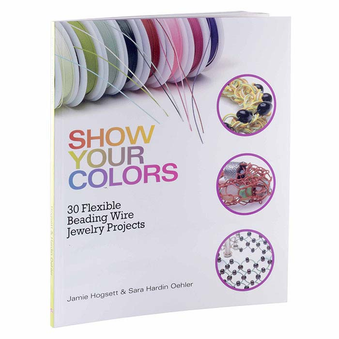 Show Your Colors, Book