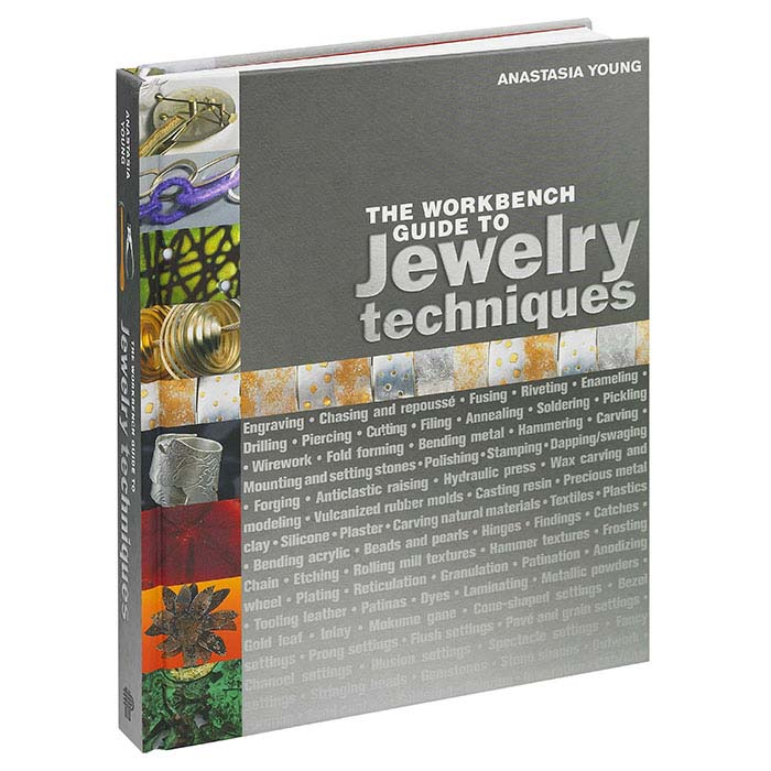 The Workbench Guide to Jewelry Techniques, Book