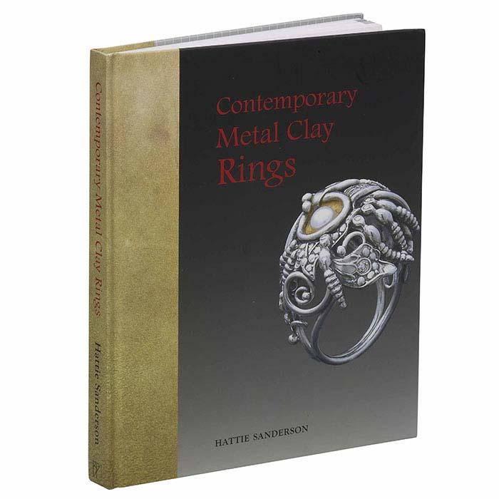 Contemporary Metal Clay Rings, Book