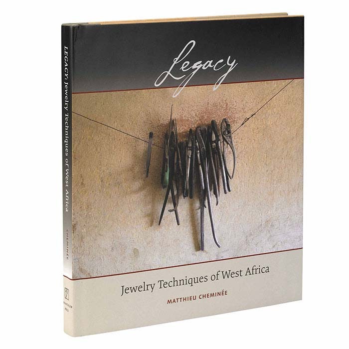 Legacy: Jewelry Techniques of West Africa, Book