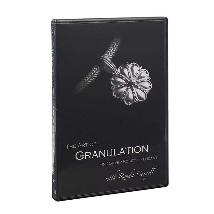 The Art of Granulation 1: Rosette Pendant, DVD