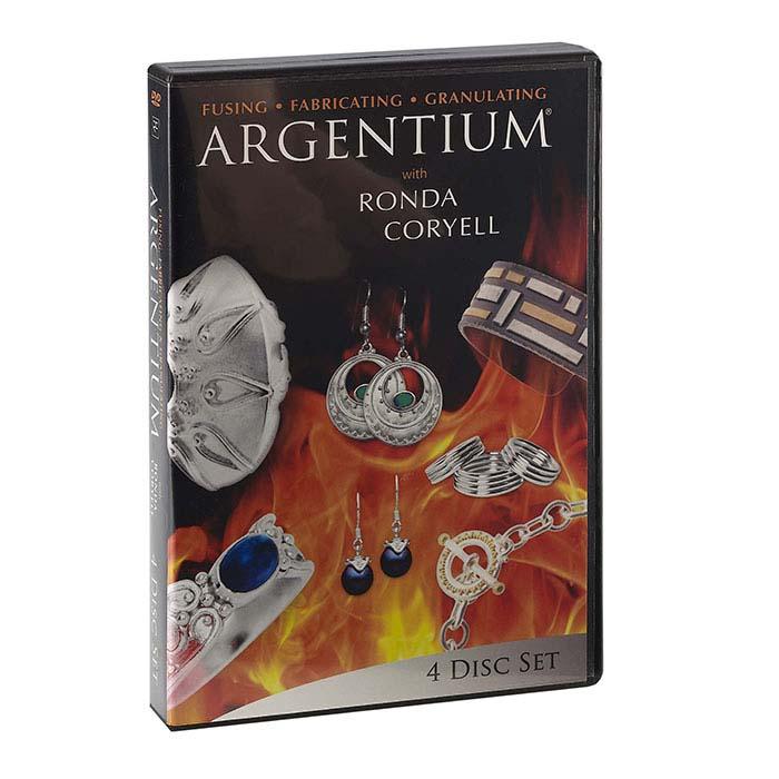 Argentium, Volumes 1-4, DVD Set