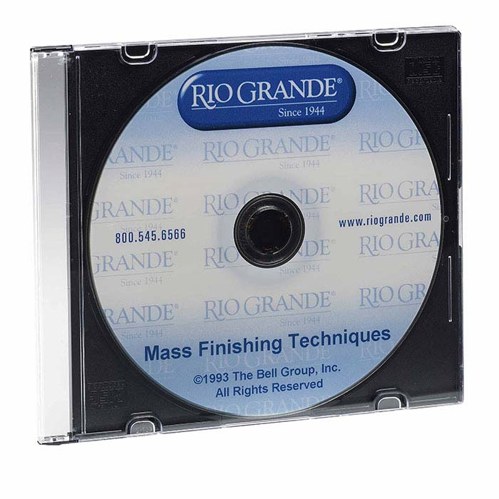 Mass Finishing Techniques, DVD