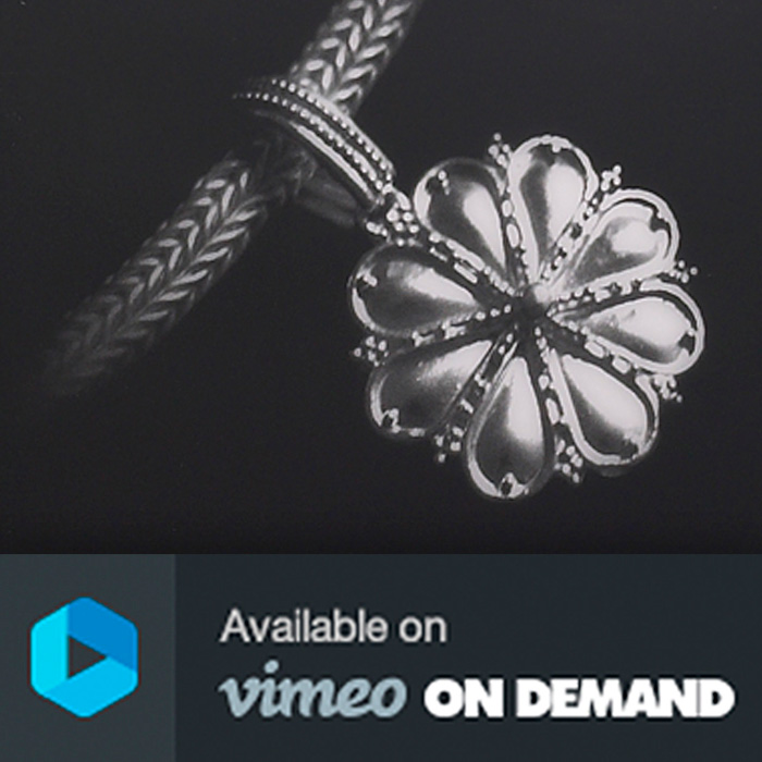 The Art of Granulation 1: Rosette Pendant, Streaming Video