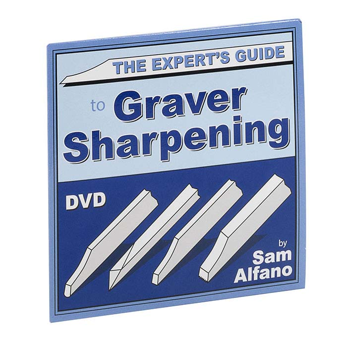 The Expert's Guide to Graver Sharpening with Sam Alfano, DVD