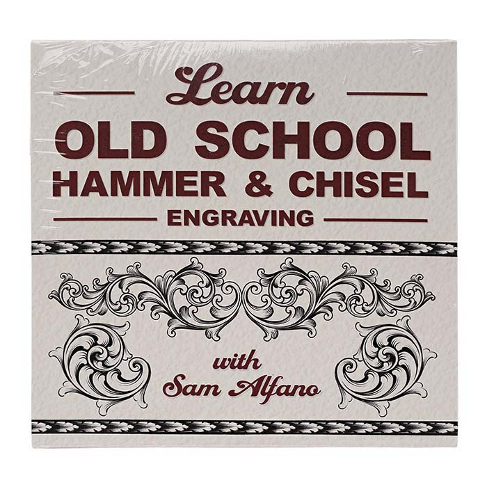 Learn Old School Engraving with Sam Alfano, DVD