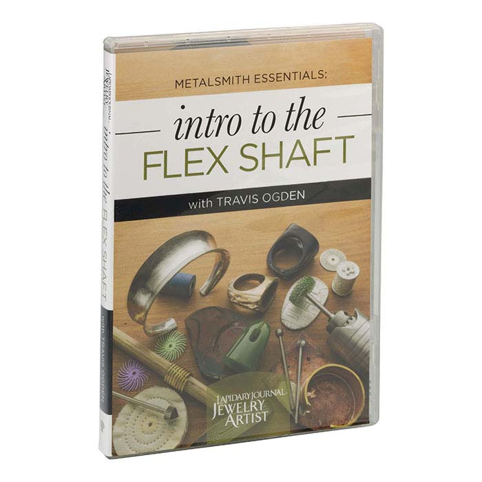 Metalsmith Essentials: Intro to the Flex Shaft, DVD