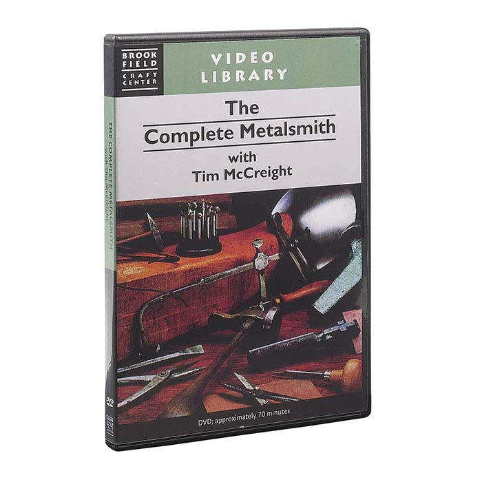 The Complete Metalsmith, DVD