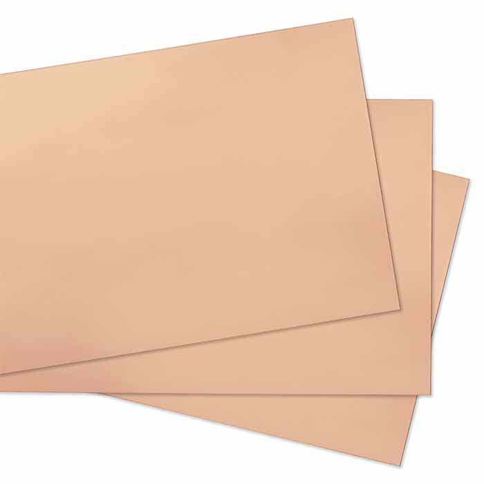 14K Pink Gold Sheet