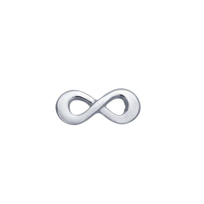 Sterling Silver Infinity Symbol Component