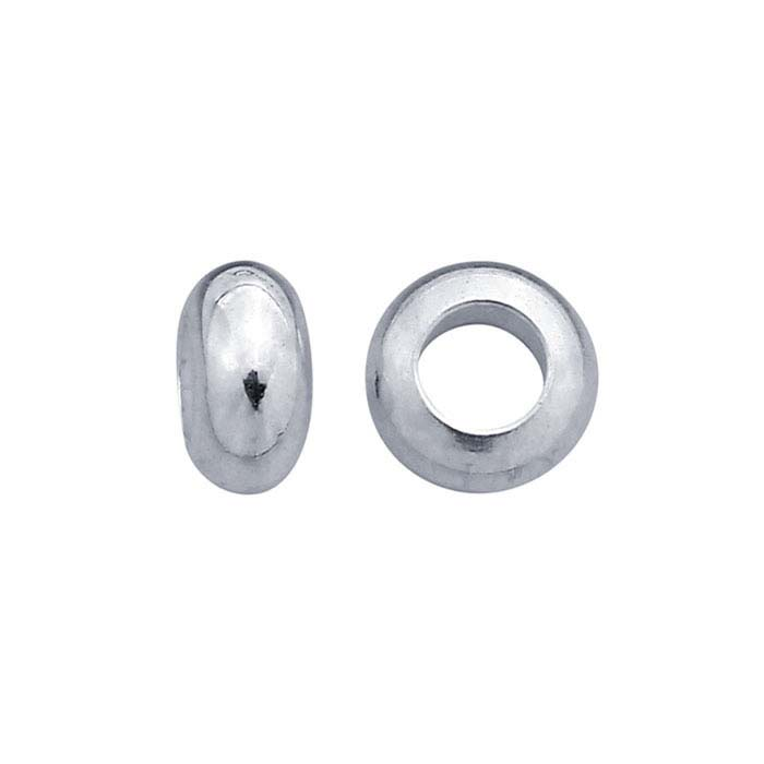 Sterling Silver Spacer Beads