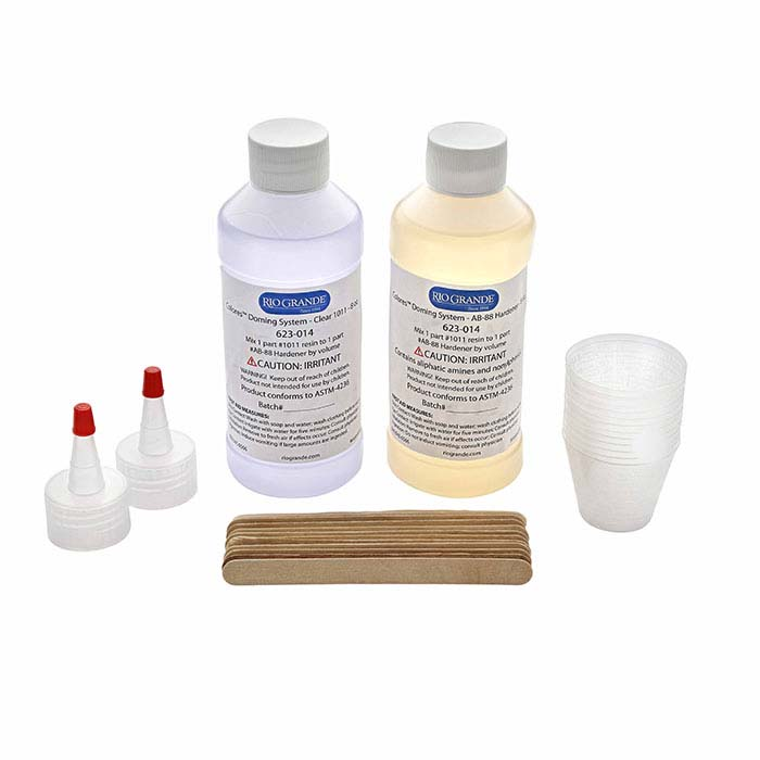 Colores Epoxy Doming Resin Kit