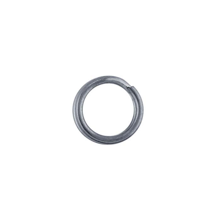 Stainless Steel 5.8mm Round Split Ring