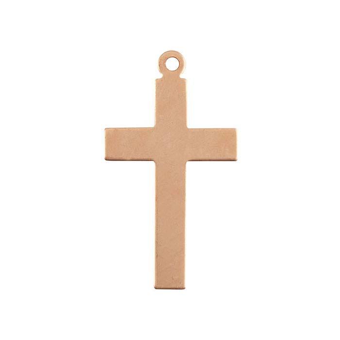 Cross pendant copper cross pendant aloadofball Choice Image