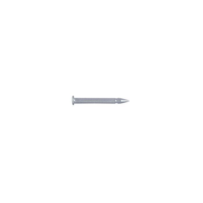 Base Metal White-Finish Scatter Pin Post