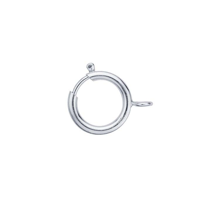 Sterling Silver Sport Ring Clasp