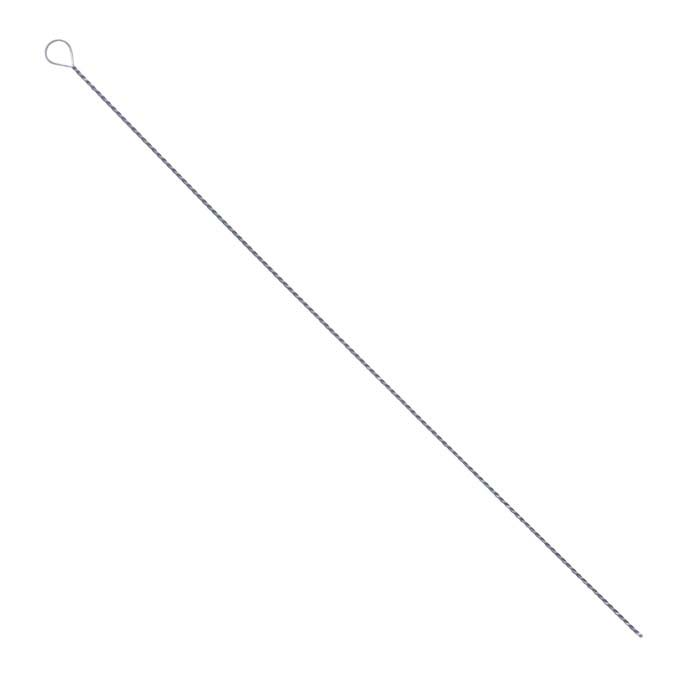 "Collapsible-Eye #12 Flex Needle, 2""L x .011"" dia."