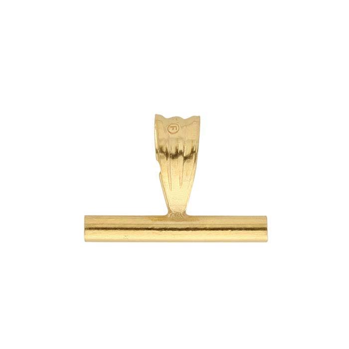 14/20 Yellow Gold-Filled Brooch Converter