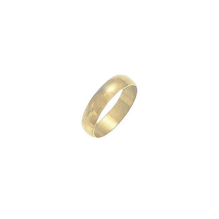 Brass Practice Ring Blank