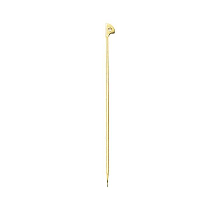 14K Yellow Gold Pin Stems