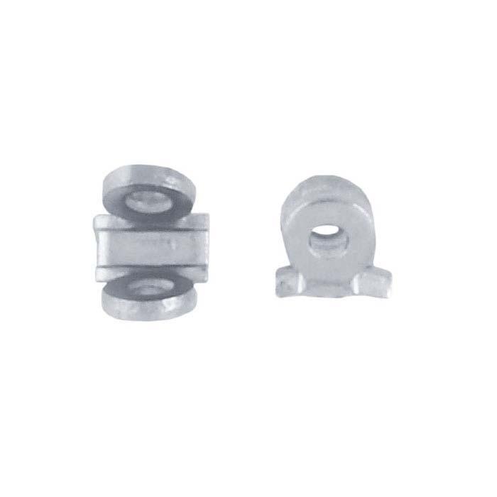 Nickel Universal Pin Joint