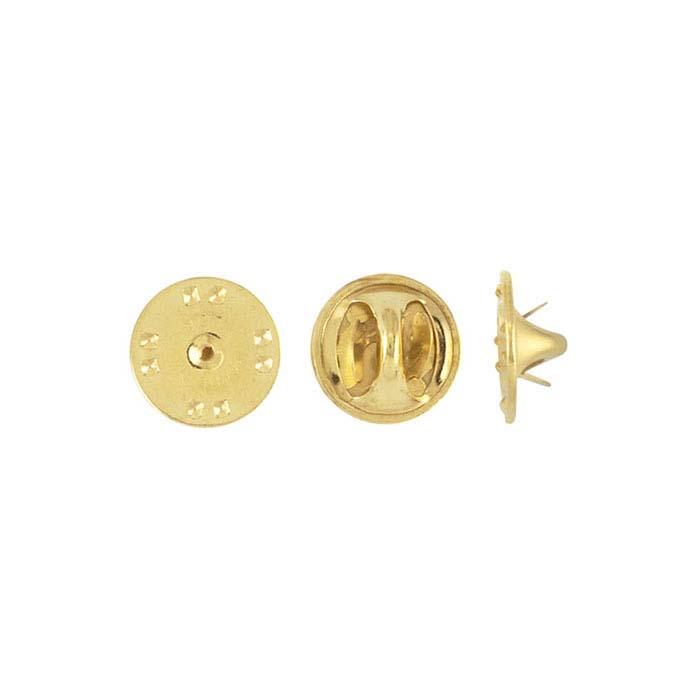 Brass Tie Tac Clutch