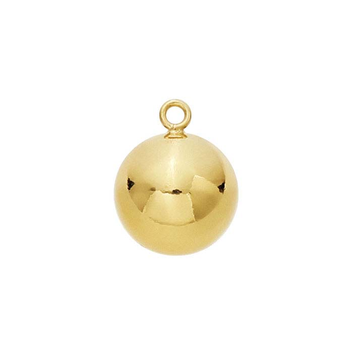 14/20 Yellow Gold-Filled 7.7mm Ball Component