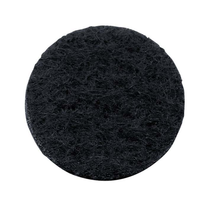 Black Felt Pad for 30mm Round Aromatherapy Locket
